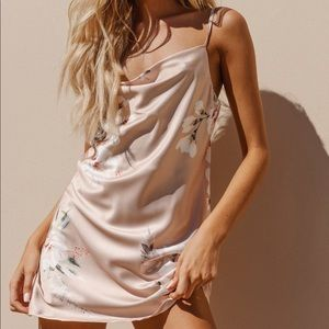 Princess Polly Sunshowers Mini Dress